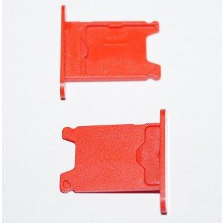 Nokia LUMIA 920 Simkarten Halter, Sim Holder, Simkartenschlitten, Rot, red