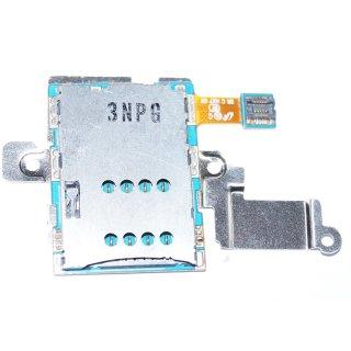 Samsung GT-N8000 Galaxy Note 10.1 Simkartenleser, Kartenleser, Sim Card Reader Flex