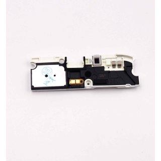 Samsung GT-N7100 Galaxy Note 2 Lautsprecher, Buzzer, Ringer + Antenne, Antenna, Weiss, white