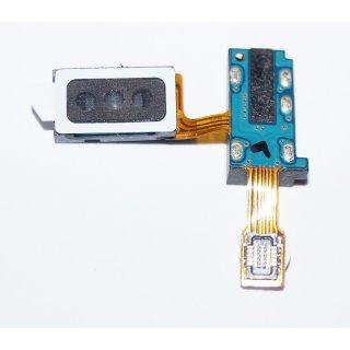 Samsung GT-I9220, GT-N7000 Galaxy Note Ohr Hörer Lautsprecher, Ear Speaker + 3,5mm Audio Buchse Flex