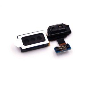 Samsung GT-I9500 Galaxy S4, GT-I9505 Galaxy S4 LTE, GT-I9506 Galaxy S4 LTE+, GT-I9515 Galaxy S4 Value Edition Ohr Hörer Lautsprecher, Ear Speaker + Lichtsensor + Infrarot LED Flex