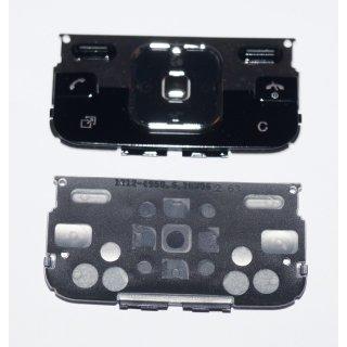 Sony Ericsson C903 Navi Tastatur, Tasten, Tastaturmatte, Function Keys, Schwarz, black