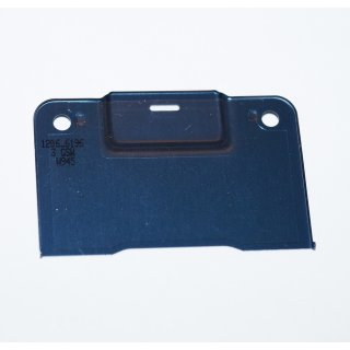 Sony Ericsson W595 Decoration Plate Cover Active Blue, blau 1206-6196