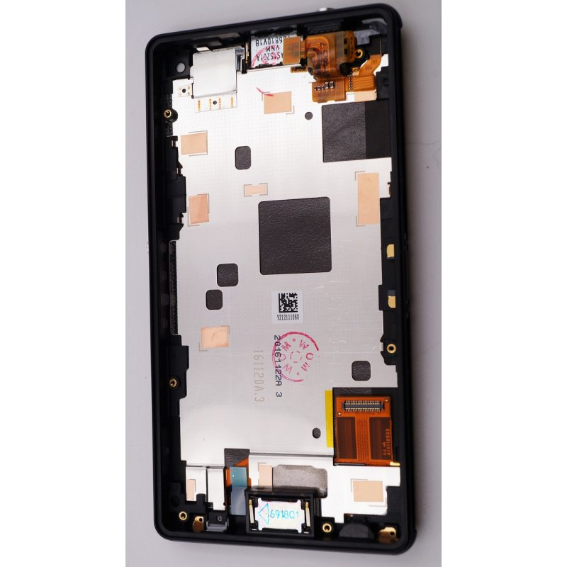 sony xperia z3 compact d5803 d5833 lcd display. Black Bedroom Furniture Sets. Home Design Ideas