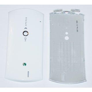 Sony Ericsson Xperia Neo MT15i Xperia Neo V MT11i Akkudeckel Gehäuse-Rückseite Backcover Weiss