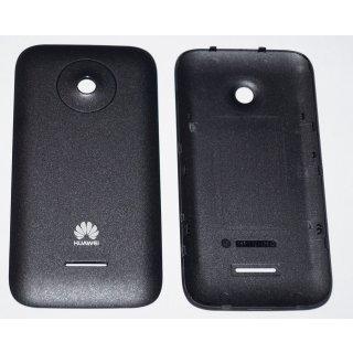 Huawei Ascend Y210 Akkudeckel, Battery Cover, Schwarz, black
