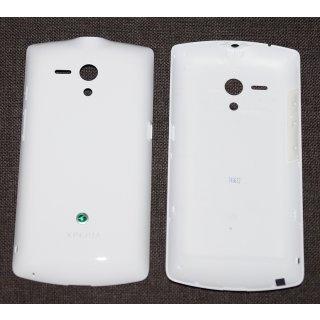 Sony Xperia Neo L MT25i Akkudeckel Gehäuse-Rückseite Backcover Weiss