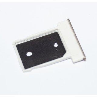 HTC One M9 Simkarten Halter Schlitten, Sim Card Holder Tray, Silber-Gold, silver-gold
