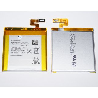Sony Xperia Ion LT28i, Ion HSPA LT28h Akku, Battery LI-POLY, 1840 mAh, LIS1485ERPC