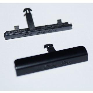 Sony Xperia Ion LT28i, Ion HSPA LT28h Micro USB Abdeckung, Cover, Schwarz, black