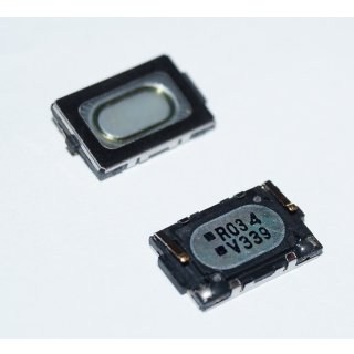 Sony Xperia J1 Compact (D5788), Xperia V LT25i, Xperia VC LT25c, Xperia Z (C6602 C6603 C6606 C6616), Xperia Z1 LT39 (C6902 C6903 C6906 C6943), Xperia Z Ultra C6802 C6906 C6833 C6843). Xperia Z1 Compact (D5503), Xperia Z1s (C6916) Lautsprecher Ear Speaker