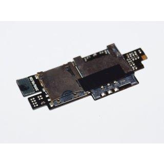 HTC Desire HD Sim + Micro SD Karlenser, Card Reader Flex)