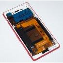 Sony Xperia M4 Aqua (E2303, E2306, E2353) Komplett LCD,...