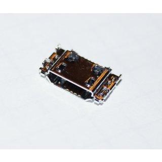 Samsung SM-J100, SM-J100H Galaxy J1 Micro USB Ladebuchse, Connector Buchse, Charging Port