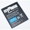 myPhone Next-S Akku, Battery, Li-Ion, 1750 mAh