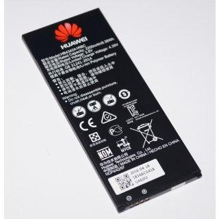 Huawei Honor 4A, Y5II 3G (CUN-U29, Honor 5 Play), Y5II 4G (CUN-L21), Y6 3G (SCL-L31), Y6 4G (SCL-L21) Akku, Battery, Li-Ion Polymer, 2200 mAh, HB4342A1RBC