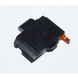 Samsung GT-I9000 Galaxy S, I9001 Galaxy S Plus Lautsprecher, Buzzer, Ringer, Schwarz, black