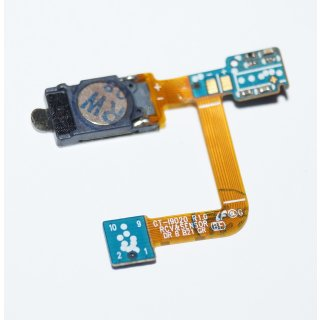 Samsung GT-I9020, GT-I9023 Nexus S Ohr Hörer Lautsprecher, Ear Speaker, Earpiece + Sensor Flex
