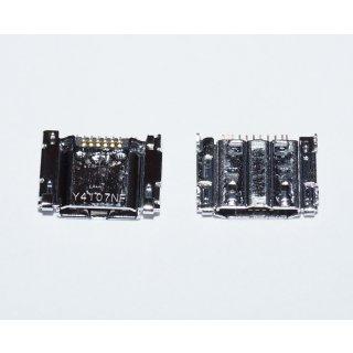 Samsung GT-I8580 Galay Core Advance, GT-I9300 Galaxy S3, GT-I9305 Galaxy S3 LTE Micro USB Buchse Ladebuchse