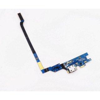 Samsung GT-I9505 Galaxy S4 LTE, GT-I9506 Galaxy S4 LTE+, GT-I9515 Galaxy S4 Value Micro USB Ladebuchse, Connector Buchse + Mikrofon Flex