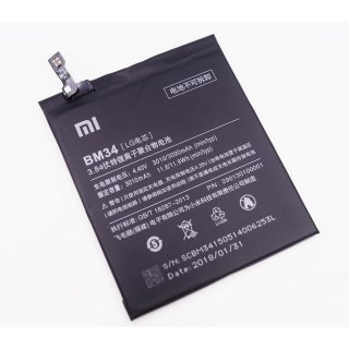 Xiaomi Mi Note Pro Akku, Battery, Li-Ion, 3090 mAh, BM34