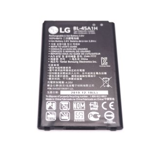 LG K410N K10, K420N K10, K450 X-Power, Q10 Akku Battery, Li-Ion, 2300 mAh, BL-45A1H