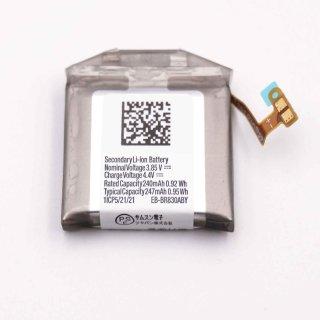 Samsung SM-R830 / SM-R835 Galaxy Watch Active 2 40mm SM-R850 / SM-R855 Galaxy Watch 2 41mm Ersatz-Akku Batterie Li-Ion 240 mAh EB-BR830ABY