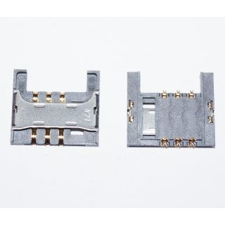 Samsung GT-B2700, GT-C6625, GT-E1070, GT-E1100, GT-E1107, GT-E1120, GT-E1130, GT-E2210, GT-M7500 Emporio Armani Simkartenleser, Kartenleser, Sim Card Reader