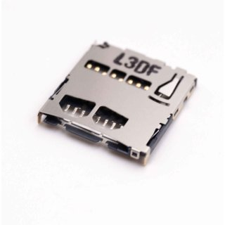 Samsung GT-B5530 GT-B7722 GT-C3510 GT-C5530 GT-C6712 GT-I5510 GT-I5700 GT-I5800 GT-I8530 GT-I9100 GT-I9100G GT-I9105 GT-I9220 GT-N7000 GT-P5100 GT-S3770 GT-S5200 GT-S5250 GT-S5260 GT-S5330 GT-S5250 GT-S5260 GT-S5830 Micro SD Kartenleser, Card Reader