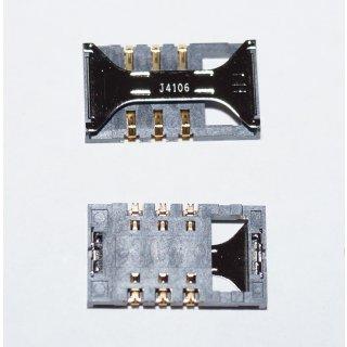 Samsung GT-I8160 Galaxy Ace 2, GT-I8190 Galaxy S3 Mini, GT-I8200 Galaxy S3 Mini VE Simkartenleser, Kartenleser, Sim Card Reader