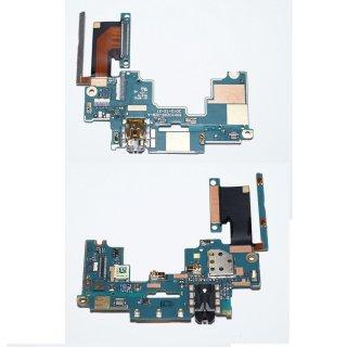 HTC One (M7, 801c, 801e, 801n, 801s) Main Flex Platine + 3,5 mm Audio Buchse + Lautstärketasten