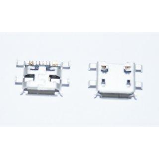 LG E720 Optimus Chick P990 Optimus Speed Micro USB Ladebuchse Connector Buchse